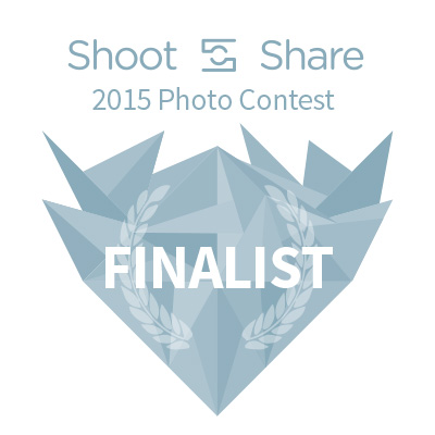 shoot and share badge